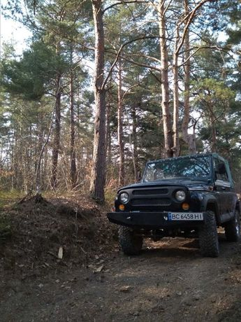 УАЗ 469 2.5 Dizel Tuning