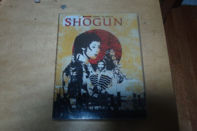 series originais,e lost perdidos,patlabor,shogun,