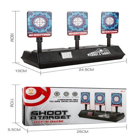 Электронная мишень для игр в Нерф (Target for Nerf Guns) 3563A