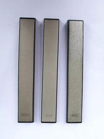 4 szt. Osełki do systemu ostrzenia diamentowe