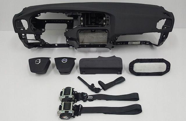Volvo v40 airbags cintos tablier