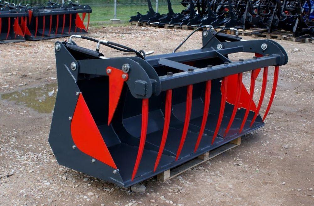 PROMOCJA Łyżko-krokodyl na ładowacz czołowy ciągnik rolniczy traktor