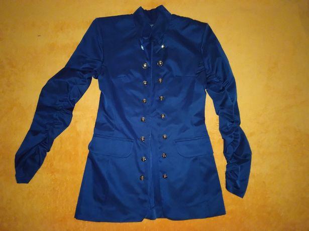 Школьный педжак- кардиган ( на девочку 150-160 см)