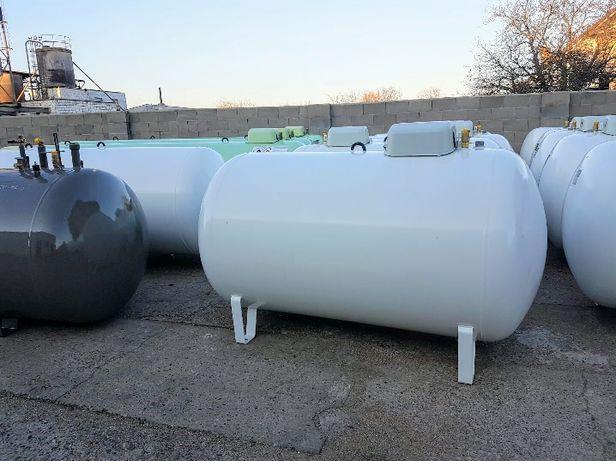 Zbiornik na gaz płynny 2700 litrów, butla na propan