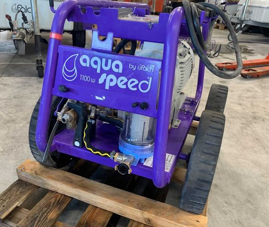 FALCH Aqua Speed 1100W Myjka ciśnieniowa 500 bar wąż lanca GWARANCJA