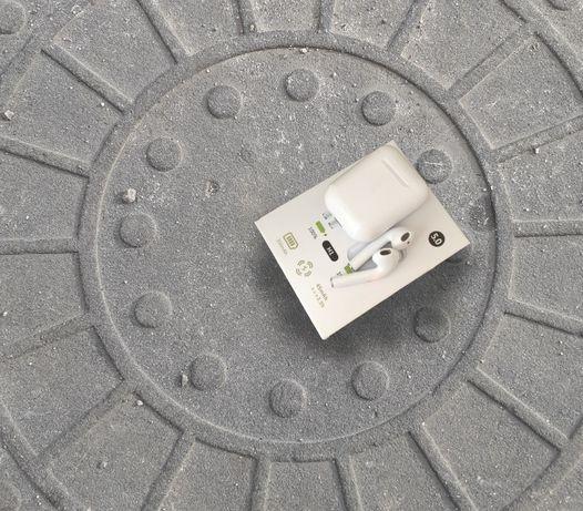 беспроводные блютуз bluetooth наушники H1 Airpods