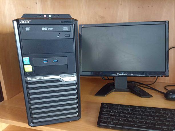 Computador excelente - Intel CORE I5 - RAM 8GB - Disco 500GB