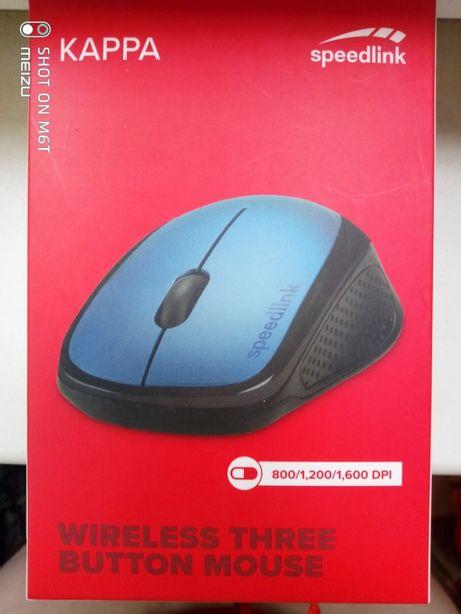 миша бездротова speedlink kappa mouse-wireless usb
