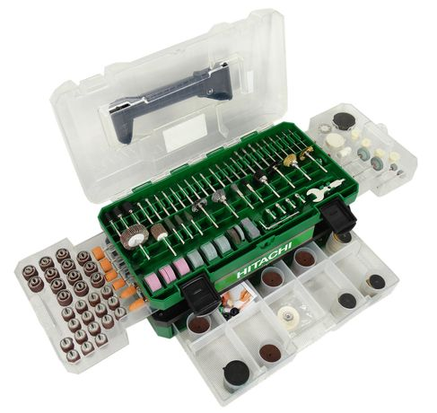 Zestaw akcesoriów do mini szlifierki 389el hitachi (OW24)