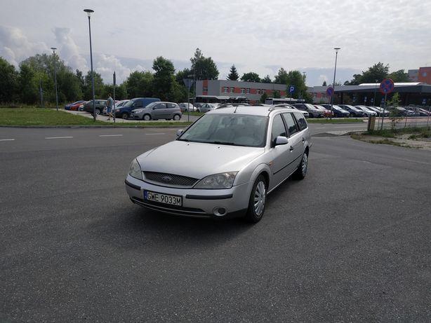 Mondeo MK3 Benz-gaz