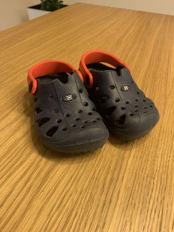Sandały dla chłopca roz 23