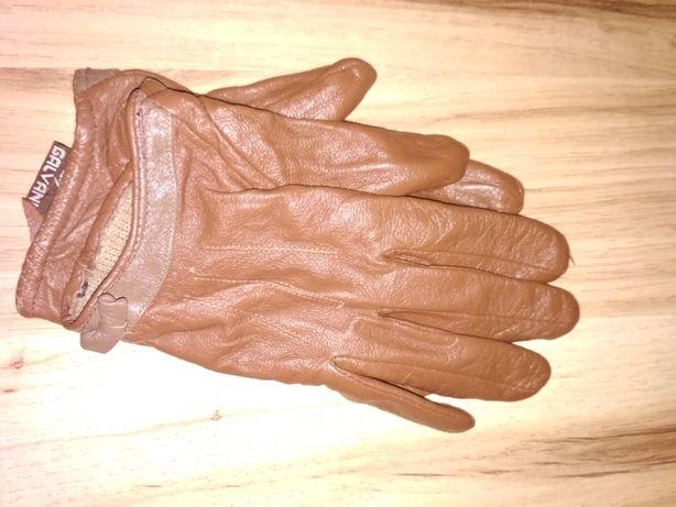 Rękawiczki skórzane + gratis!
