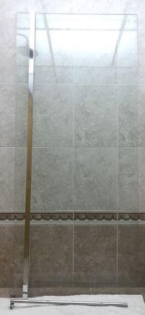 Resguardo/ Painel de duche EASY TRANSPARENTE 90X195