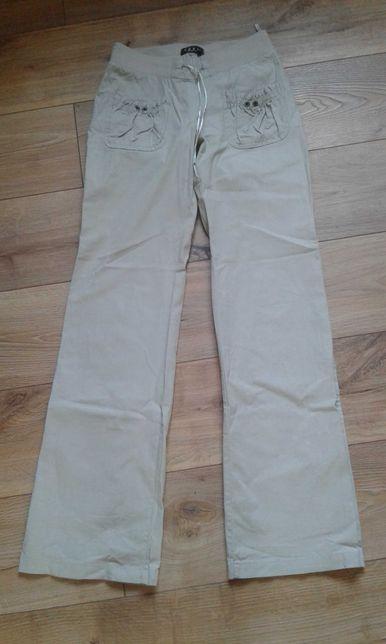 Легкие льняные брюки