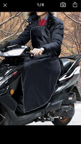 Capa chuva moto scooter