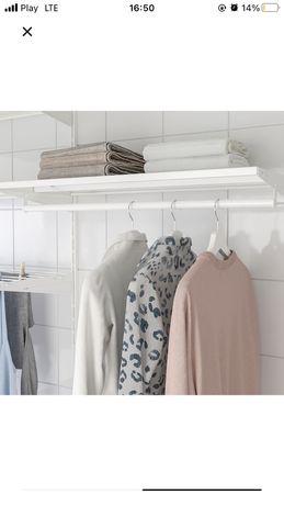półka do garderoby BOAXEL 80 x 40 cm IKEA