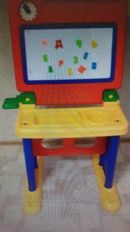 Игровой стол-парта-мольберт