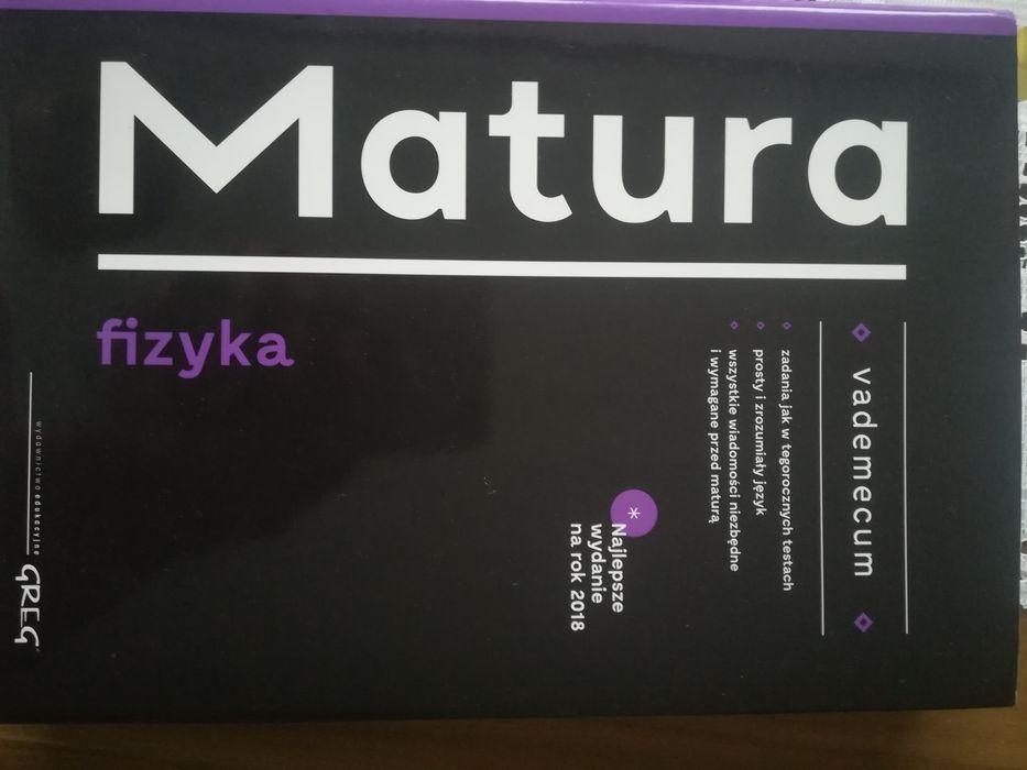 Książki przygotowujące do matury z matematyki i fizyki Lublin - image 1