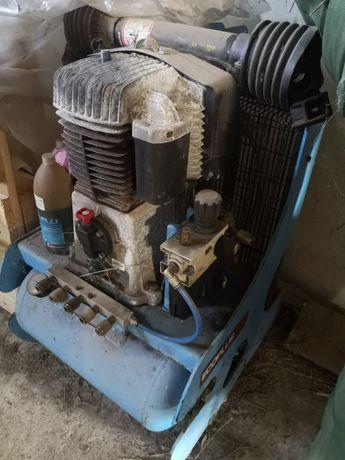 Compressor para trator agrícola