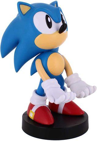 Cable Guy Sonic - Suporte comando consola playstation x-box telemóvel