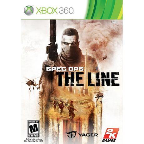 Gra Spec Ops The Line X360 - używana