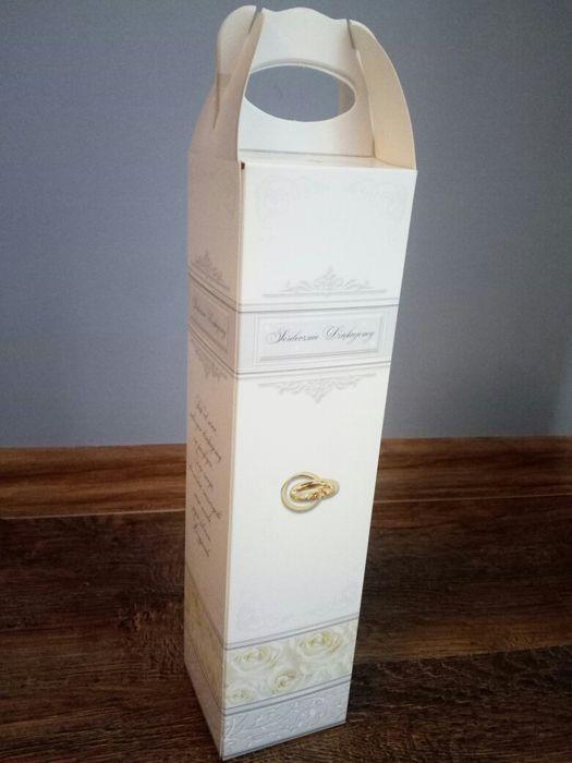 Pudełeczka na alkohol (17 sztuk) - WESELE