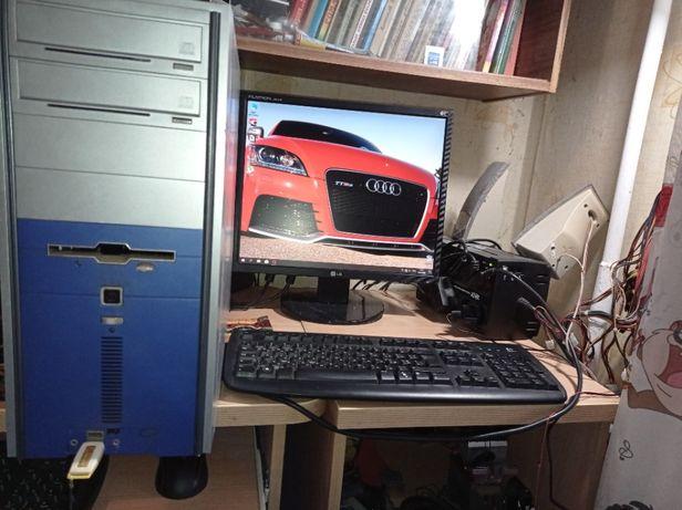 Компьютер AMD A4-4020 APU 2x3.4 GHz, 4Gb ОЗУ, 160 Gb HDD, HD 7480D