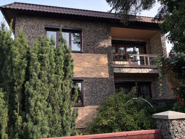 Dom piętrowy pod działalność lub dla rodziny.