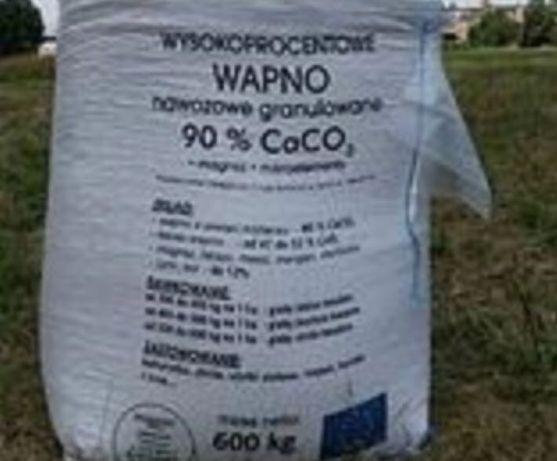 Nawóz wapniowy big bag