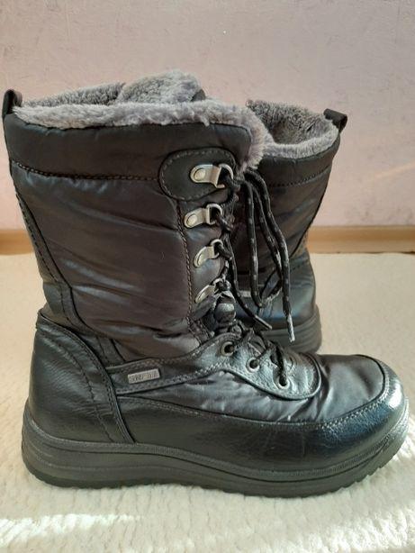 Теплые зимние дутые ботинки Stone Walk р. 39