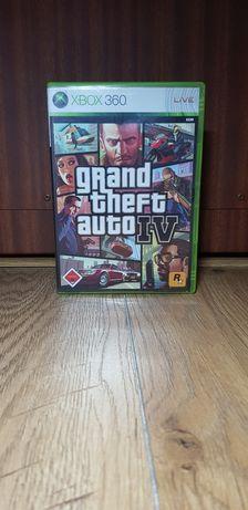 GTA lV + mapa na Xbox 360