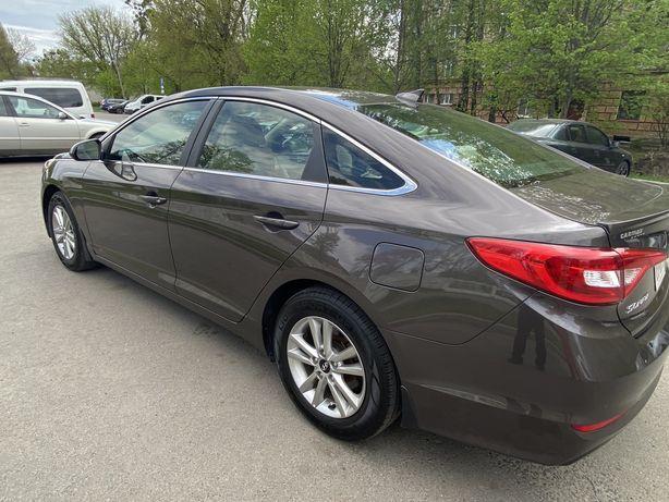 Hyundai Sonata. Состояние нового автомобиля