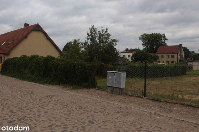 REZERWACJA! działka budowlana w centrum Czaplinka