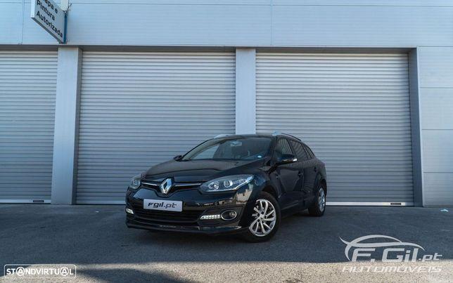 Renault Mégane Sport Tourer 1.5 dCi Limited (5P)