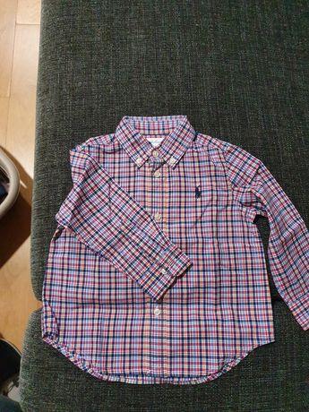 Camisa menino Ralph Lauren 18 meses