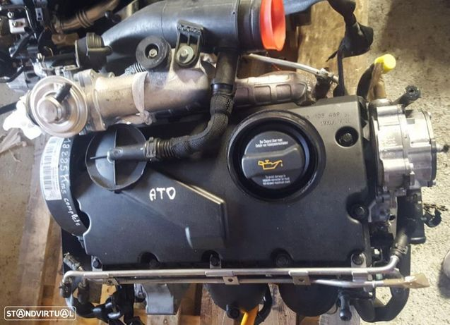 Motor VW Golf IV/Seat Ibiza / Cordoba /Audi A3 1.9TDI ref. ATD