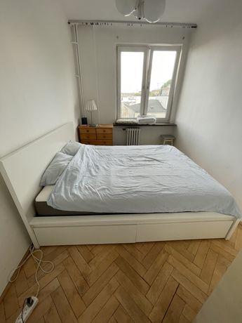 Łóżko Ikea Malm 160x200 białe