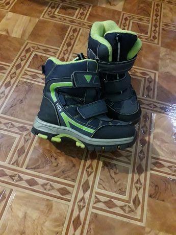 Зимние ботинки kids