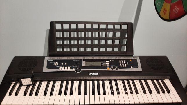Organy Yamaha YPT-210 ładowarka  karton