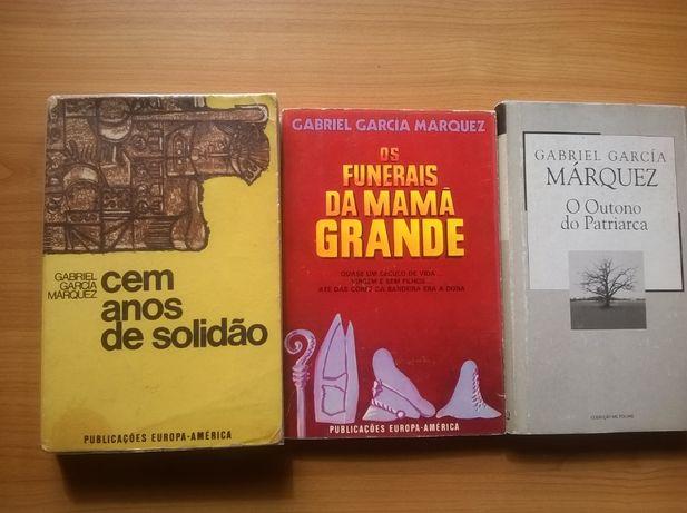 Cem Anos de Solidão (e outros) - Gabriel Garcia Marquez