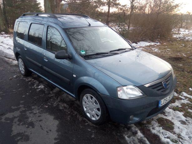 Dacia Logan 2007 KLIMATYZACJA Kombi Hak 1.5Dci z Niemiec Sprowadzona