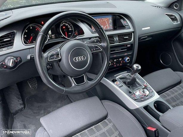 Audi A5 2.0TDi Coupé Sport BangOlufsen