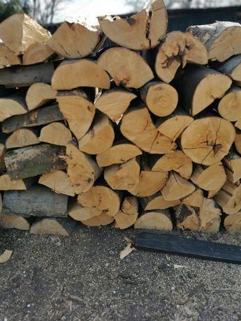 Drewno kominkowe opałowe BUK,GRAB, BRZOZA, DĄB