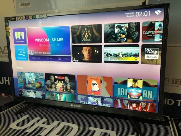 Телевизор Samsung Smart 40 , WiFi T2 Sony 4К опт/дроп LG