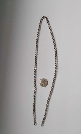 Srebrny łańcuch 50 cm