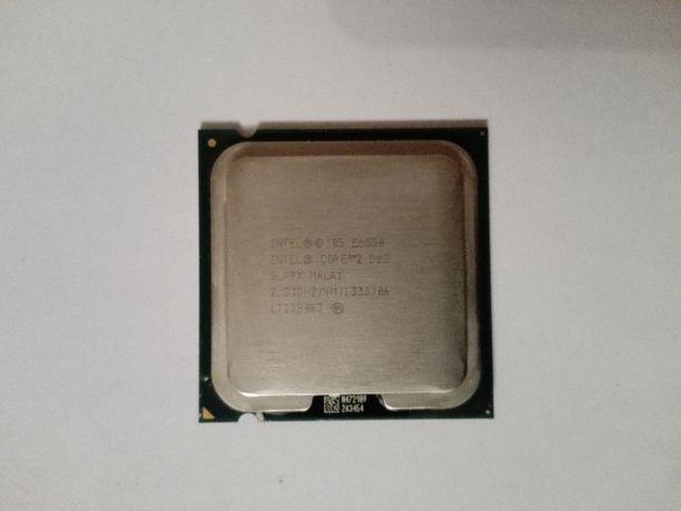 Процессор Intel Core 2 Duo E6550 (4M Cache, 2.33 GHz, 1333 MHz FSB)