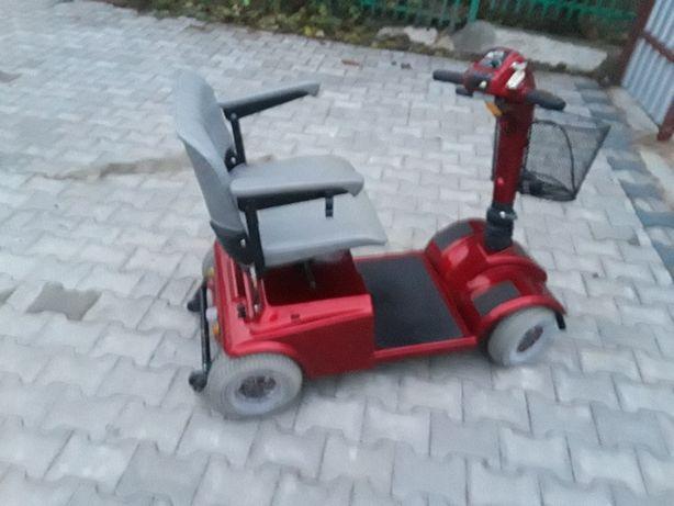 Wózek elektryczny,inwalidzki .