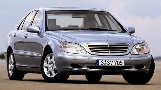 Авторазборка Разборка Запчасти Mercedes W220 S class S320 CDI OM613
