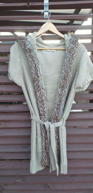 Reserved kamizelka sweter rozm. L/XL