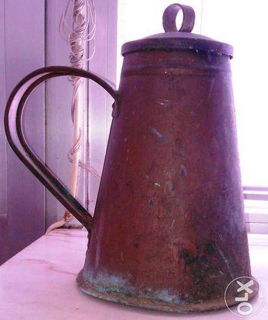 Cafeteira em cobre